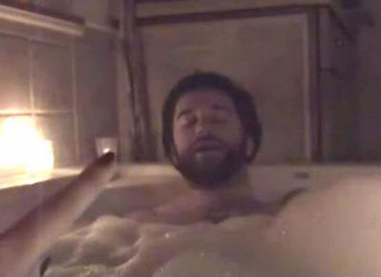 I have still never seen this infamous sex tape of Dustin.